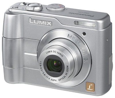 Ремонт фотоаппарата Panasonic Lumix DMC-LS1