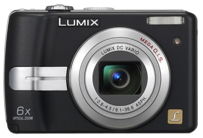 Ремонт фотоаппарата Panasonic Lumix DMC-LZ7
